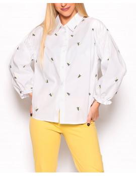 Ibiza Shirt - White