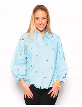 Ibiza Shirt - Blue
