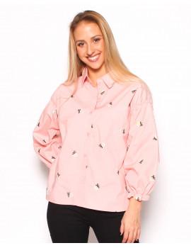 Ibiza Shirt - Baby Pink
