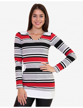 Hilary Top - Red