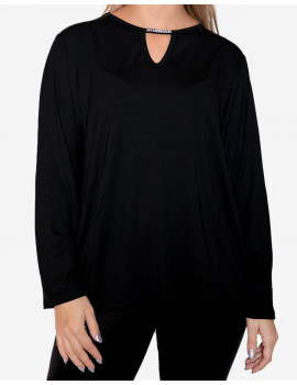 Chandra Blouse - Black