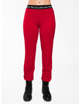 Jogging Trousers - Red