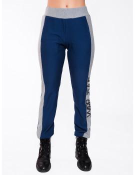 Cotton Jogging Trousers - Navy