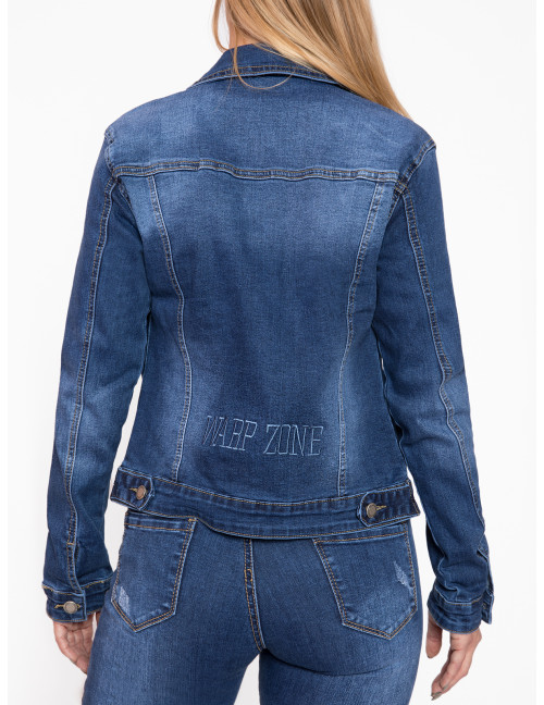 Della Denim Jacket