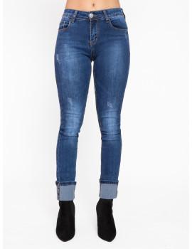 Denise Straight Leg Jeans