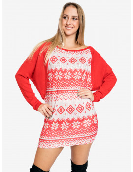 Jolly Tunic - Red