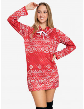 Holiday Tunic - Red