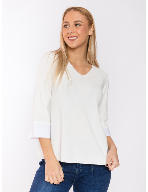 Vivienne Light Knit - Off White