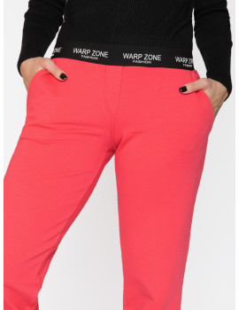 Violet Joggers - Coral