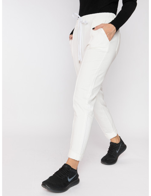 Missie Joggers - Butter