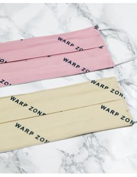 Warp Zone Mask - Branded