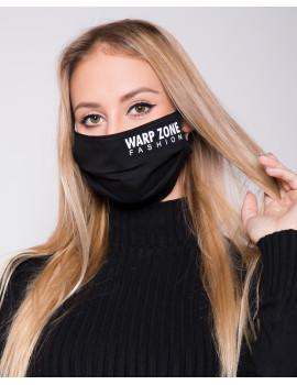 Warp Zone Mask - Black