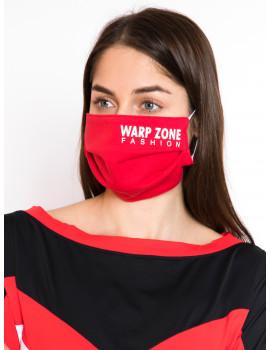 Warp Zone Mask - Red