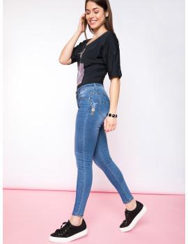 Sunflower Skinny Jeans