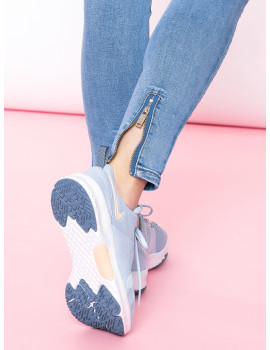 Ankle-zip Skinny Jeans