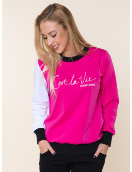 Molly Cotton Top - Pink