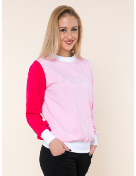 Molly Cotton Top - Light Pink