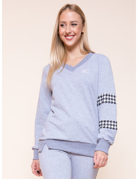 Jogger Sweater - Grey