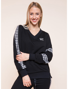 Jogger Sweater - Black