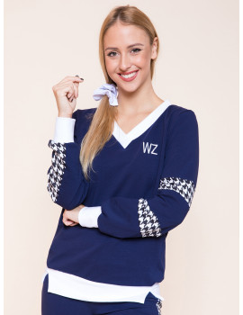 Jogger Sweater - Navy