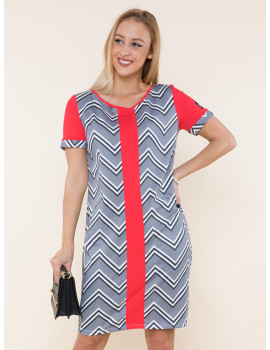 Bora Dress - Red