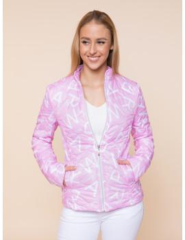 Spring Jacket - Pastel Pink