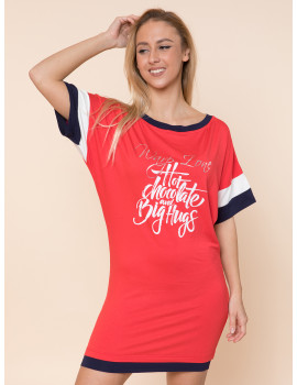 Leila Top - Red