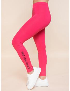 Warp Zone Leggings - Pink