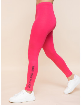 Warp Zone Leggings - Pink