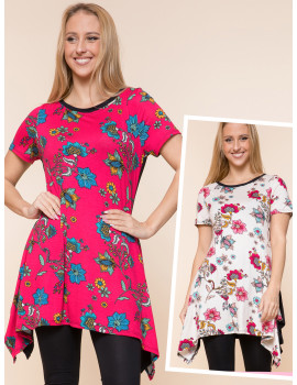 Zoella Tunic - Pink or Butter