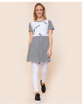 Tilly Tunic - White
