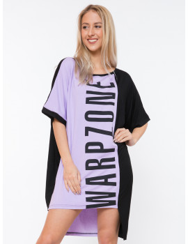 Illy Loose Tunic - Lavender