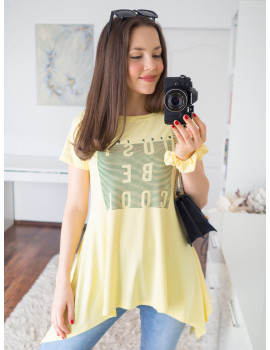 Bessie Top - Yellow