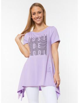 Bessie Top - Lavender