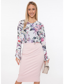 Penny Top - Floral