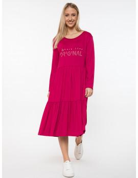 Regan Dress - Pink