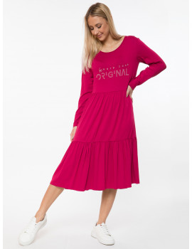 Regan Dress - Pink