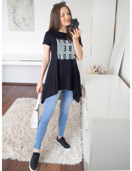 Bessie Top - Black
