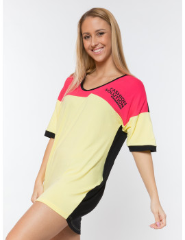 Fashion Solution Top - Yellow