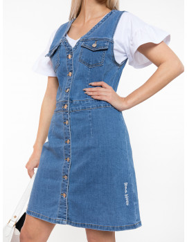 Valeria Denim Dress
