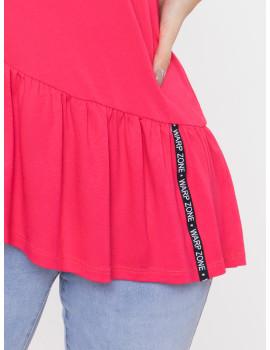 Ruffle Top - Pink