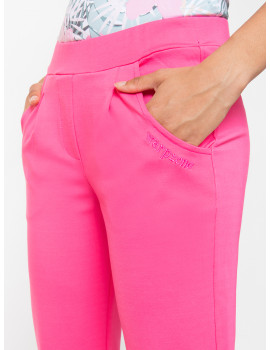 Diana Trousers - White