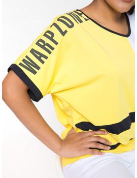 Jennifer Loose Top - Yellow
