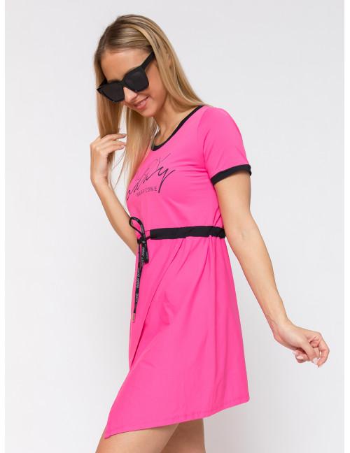 Kimberly Dress - Pink