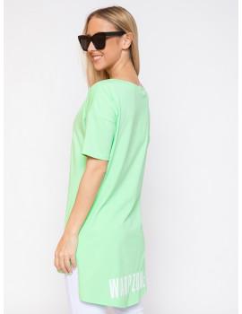Alice Cotton Tunic - Green