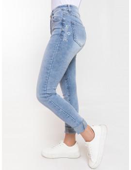 Victoria Denim Skirt