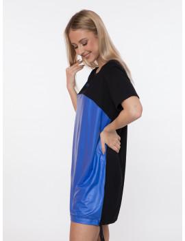 Fiora Tunic - Blue