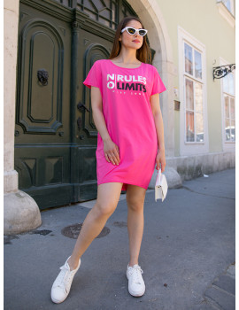 No Limits Tunic - Pink