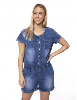 Nigel Jeans Overall
