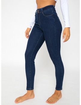 Sienna Embroidered Skinny Jeans